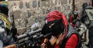 Bordo Bereliler, Sur'da biri 'Avcı Roza' PKK'lı iki keskin nişancıyı öldürdü