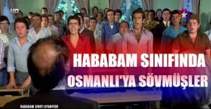 Hababam Sınıfı'nda Osmanlı'ya sövmüşler!