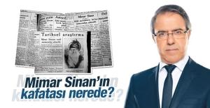 Mimar Sinan'ın kafatası nerede?