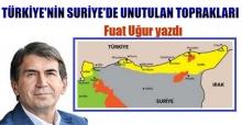 Türkiye'nin Suriye'de unutulan toprakları